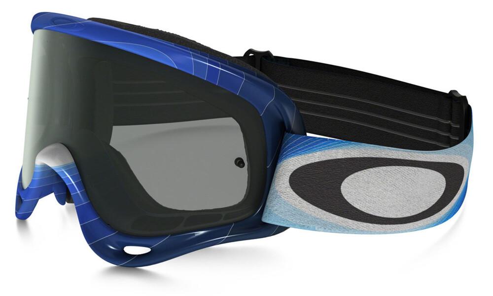 Oakley Skibril Blauw